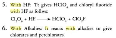 31h Oxides of Chlorine