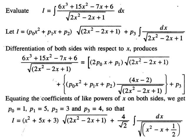 35a Cubic by root Quadratic
