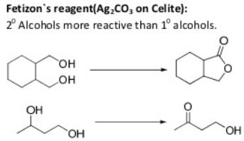37 Fetizon's reagent Ag2CO3 on Celite