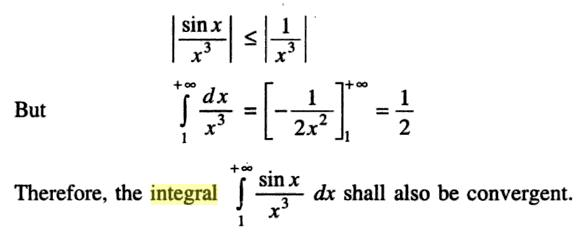 50a Inequality of integrals