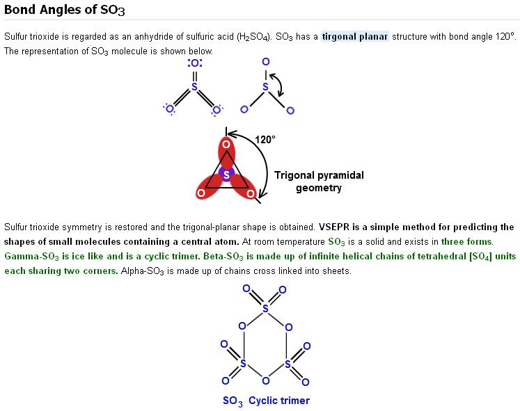 Chemical Bonds Fajan Rule Angles Structure Hybridisation Examples