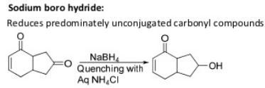 63 Reduction with Sodium Borohydride