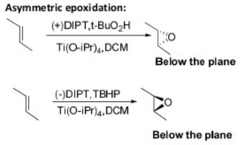 80 Oxidation Asymmetric epoxidation