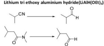 89 Reduction by Lithium tri ethoxy aluminium hydride
