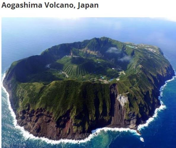 Aagosima Volcano