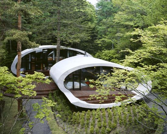 Weired Strange House-3