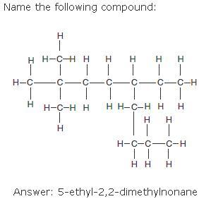 15 IUPAC naming of Organic Molecule