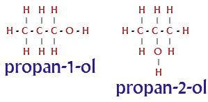 22 Positional Isomers