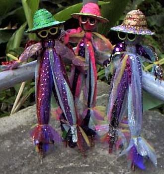 19b Mokolution Moko Jumbie ronpa dolls putul