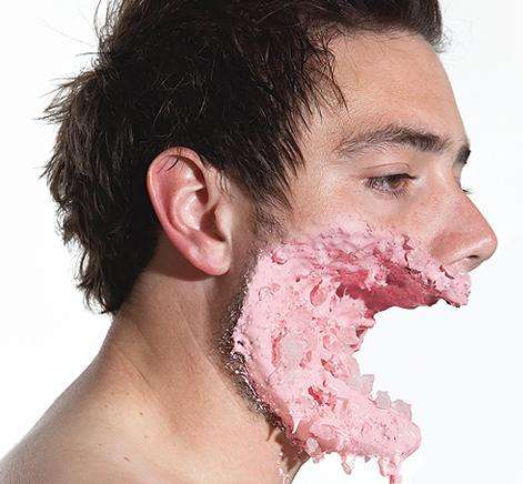 1 cake face