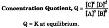 1 Cocentration Quotient