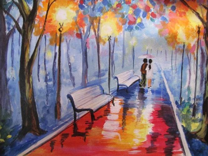 1 First walk Romance
