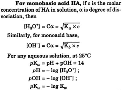 1 monobasic acid HA