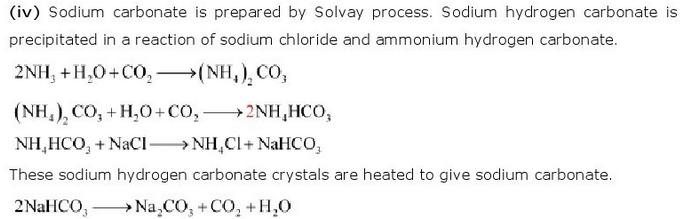Ncert Cbse Standard 11 Chemistry Chapter 10 The S Block Elements