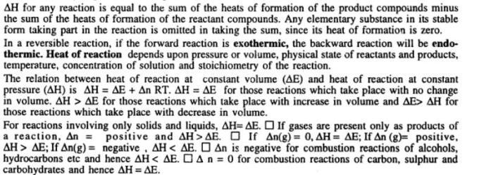 10 Thermochemistry Gyan