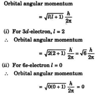 10 what designations are given to orbitals