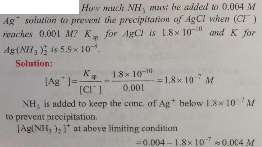 101 Ionic equilibrium dissociation constant