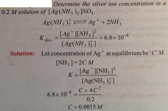 104 Ionic equilibrium dissociation constant