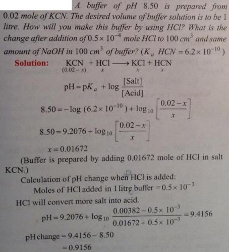 108 Ionic equilibrium dissociation constant