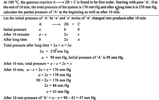 11 Calculate Partial Pressure