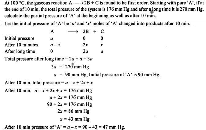 11 Calculate Partial Pressure