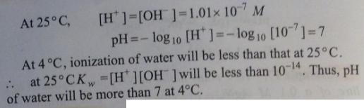114 Ionic equilibrium dissociation constant