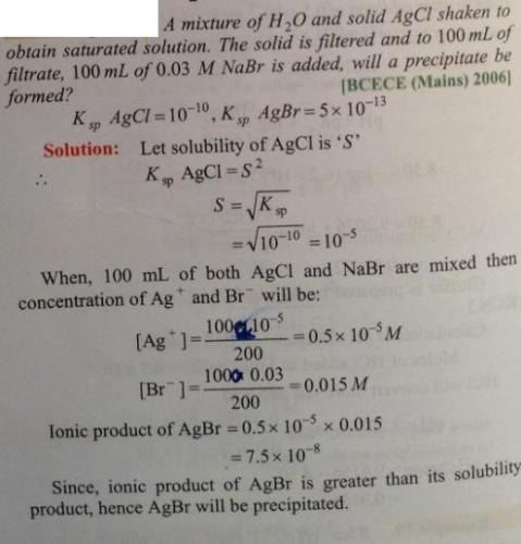 116 Ionic equilibrium dissociation constant