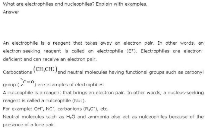 12.12 CBSE NCERT std 11 Chemistry Organic