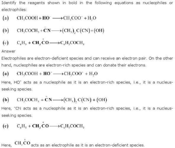 12.13 CBSE NCERT std 11 Chemistry Organic