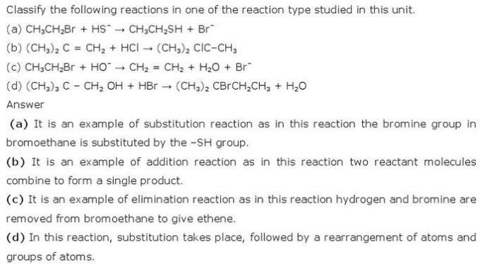 12.14 CBSE NCERT std 11 Chemistry Organic