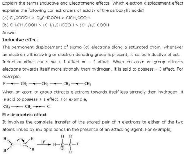 12.17a CBSE NCERT std 11 Chemistry Organic