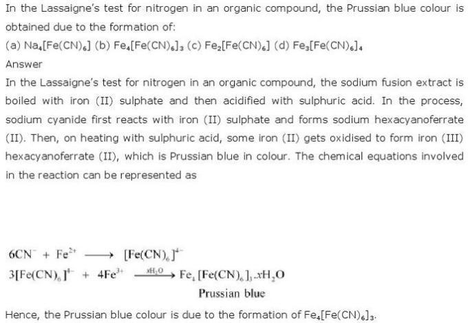 12.37 CBSE NCERT std 11 Chemistry Organic