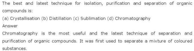 12.39 CBSE NCERT std 11 Chemistry Organic
