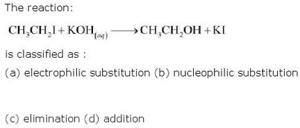 12.40 CBSE NCERT std 11 Chemistry Organic