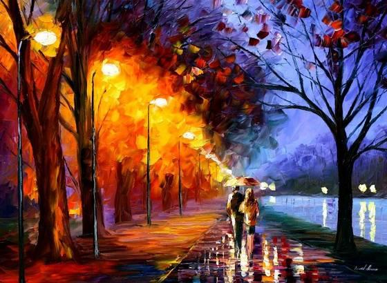 12 Firse Romance walk