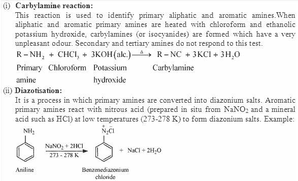 13.7-1 Ans Nitrogen in Organic Compounds