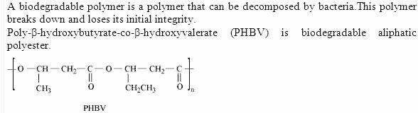 15.20 Ans Polymers CBSE NCERT Solutions
