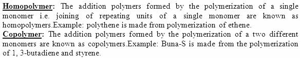 15.3 Ans Polymers CBSE NCERT Solutions