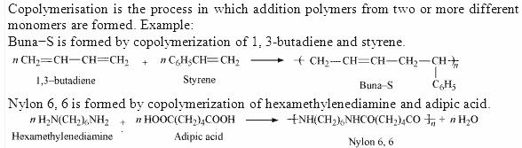 15.9 Ans Polymers CBSE NCERT Solutions