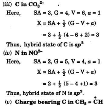 15 Predict the hybrid state of B