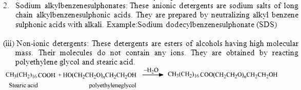16.21b Ans Chemistry in Everyday Life CBSE