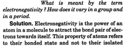 16 electronegativity varies in group
