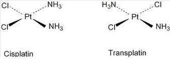 1a Cis-Platin and Trans-Platin