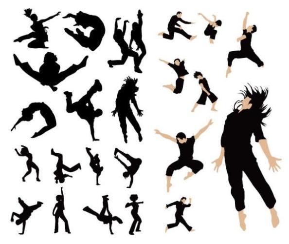 1a jump dancing