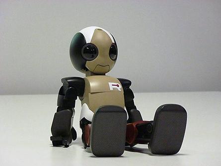 1a Robot poRe gache