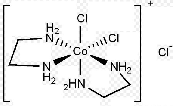 1b Cis-Dichlorobis(ethylenediamine)