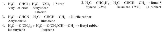 1b Examples of copolymers