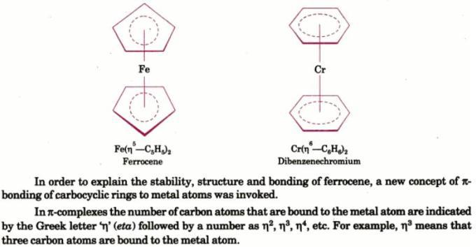 1d Ferrocene Dibenzenechromium