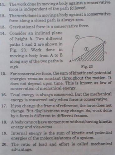1f Momentum Kinetic Energy Basic concepts