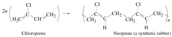 1f Polymers formed from Butadiene and substituted Butadiene